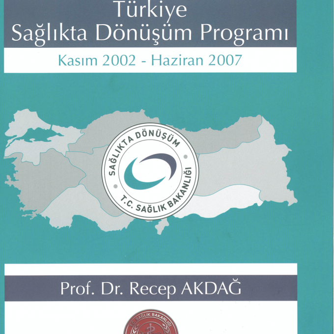 Nereden Nereye Türkiye Sağlıkta Dönüşüm Programı