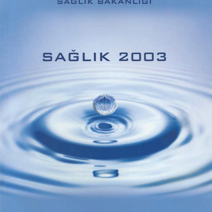 Sağlık 2003